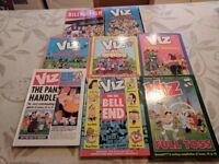 Some Viz Annuals