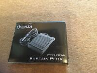 Cherub sustain pedal WTB 004