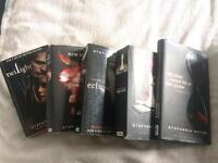 Twilight full set of books