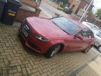 Audi A4 Saloon 90k FSH and HPI CLEAR