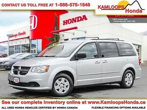 2011 Dodge Grand Caravan SE - Versatile Seating Configurations