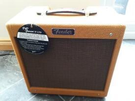 Fender Pro Jr IV Lacquered Tweed 15w amp.