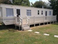For sale - 6 berth caravan on site - Isle of Wight