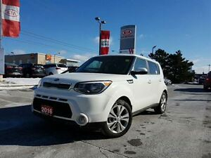 2016 Kia Soul EX/ alloys/ $65.58 weekly