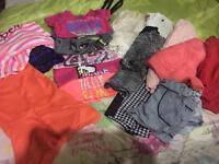 Age 5-6 girls clothes bundle