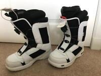 Vans boa system Snowboard Boots