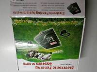 Animal electronic fencing system