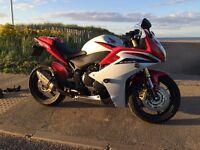 Honda CBR 600F 2012