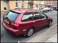 2003 VOLVO V40 T SPORT LUX AUTOMATIC ultra reliable car 12 months MOT