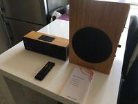 Orbit Sound M9 sounder in wood finish