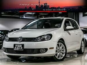 2011 Volkswagen Golf 5SPD|NAVI|SPORTLINE|2 DOOR