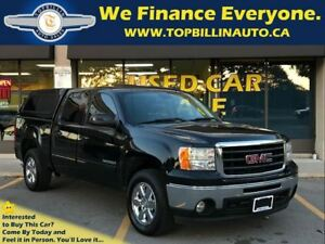 2011 GMC Sierra 1500 SLT 4X4 SUNROOF, LEATHER, CrewCab