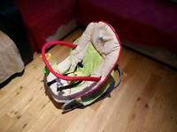 Hauck Bungee bouncer rocker chair