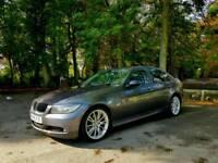 BMW 320d 4-door sedan (E90) Well maintained car
