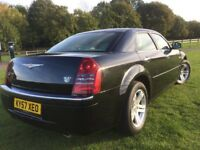 CHRYSLER 300C 2007/57 35K MILES 3.0 V6 AUTOMATIC DIESEL LONG MOT!!!
