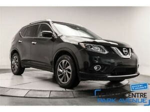 2016 Nissan Rogue SL Premium, AWD, NAV, CUIR, TOIT, CAMERA DE RE