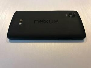 GOOGLE NEXUS 5 16GB BLACK - UNLOCKED W/FREEDOM - Guaranteed Activation + No Blacklist