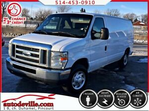 2011 Ford Fourgon Econoline Cargo FINANCEMENT DISPONIBLE