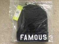 New Adidas FAMOUS Beanie Hat RRP £16.95