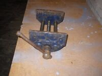 WOODWORKING VICE.WODEN 189A No.1.MADE IN ENGLAND