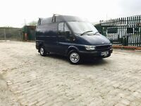 Ford transit 2.0tdci 03 plate 119mls brand new mot cheap and quick sale 1399