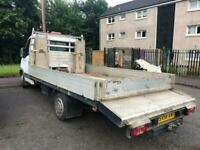 Sale iveco 35c12 recovery with boort