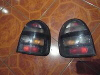 Corsa b c20xe c20let RedTop rear lights