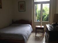 Short let one bedroom flat in Kilburn