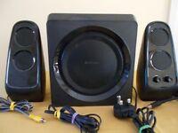 2.1 Wireless Speaker System