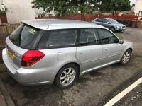Subaru LEGACY 2.0 Manual Petrol