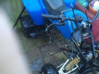 Quad bike 200cc