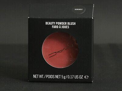 Mac Beauty Powder Blush (MAC BEAUTY POWDER BLUSH - SERENELY - BNIB)