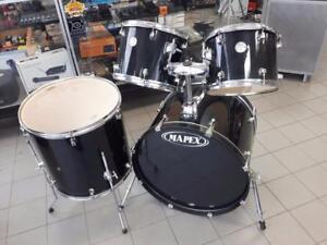Bass Drum 22 X 16 Mapex Voyageur Peuplier
