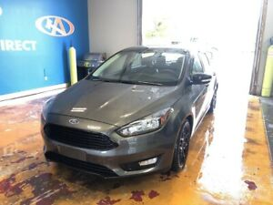 2016 Ford Focus SE LEATHER/ HEATED, LEATHER/ NAVI! SUNROOF!