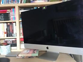 """2015 iMac 26"""" for sale - barely used"""