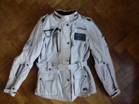 Motorcycle Jacket (ladies) size 12