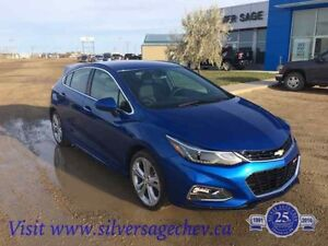 Brand New 2017 Chevrolet Cruze Hatchback Premier Heated Leather