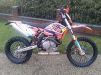2009 KTM 450 EXC-R ROAD LEGAL ENDURO GREEN LANE, NEW TYRES EXCELLENT CONDITION