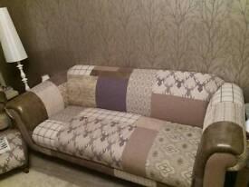 Lovely DFS sofa still advertised