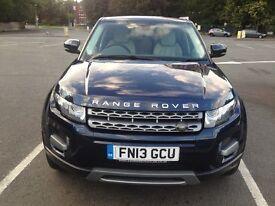 Land Rover Range Rover Evoque 2.2 ED4 Pure Tech (2WD) 5dr