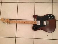 Fender Telecaster Deluxe '72 Reissue (Mexican)