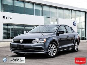 2017 Volkswagen Jetta Wolfsburg Edition | sunroof | push start