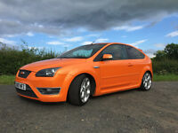 Ford Focus ST2 2.5L turbo