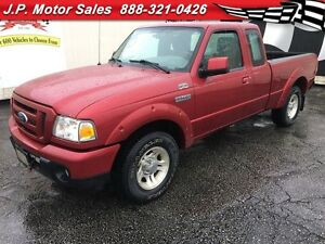 2011 Ford Ranger Sport, Extended Cab, Automatic, Only 26,000km