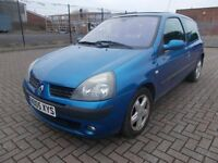 REANAULT CLIO DYNAMIQUE (05) !!!! TRADE IN TO CLEAR !!!!