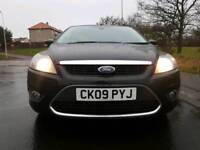Ford Focus 1.8 TDCi Titanium with SAT NAV BLUETOOTH 12 MONTHS MOT