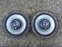 Kenwood 170mm Car Door Speakers