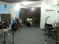 Rehearsal Space / Music Recording Studio Available Close to Archway and Upper Holloway