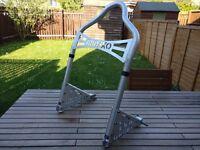 Oxford Aluminium Rear Motorbike Paddock Stand