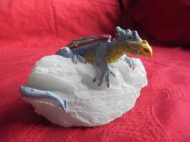 Dragon Figure. Genesis Creations . Carol L Penny.** Reduced **